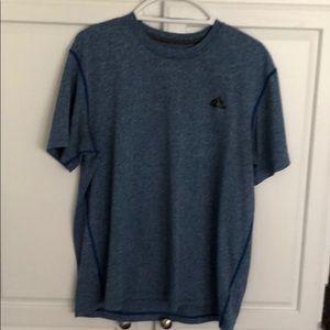 Adidas Heathered Light Blue XL